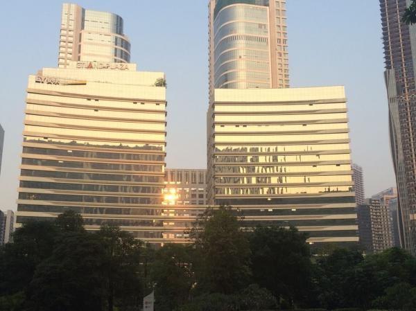 广州市珠江新城高德置地广场F2-3项目